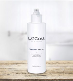 Locou Peppermint Shampoo 250ml